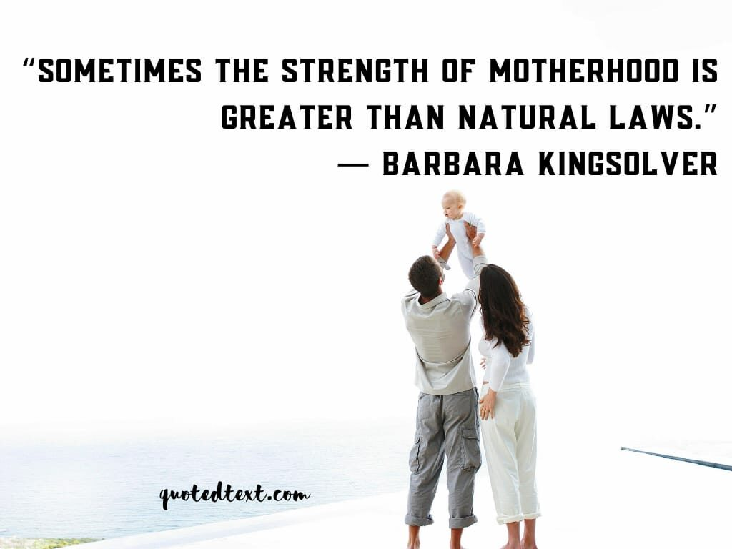 mother strength quotes
