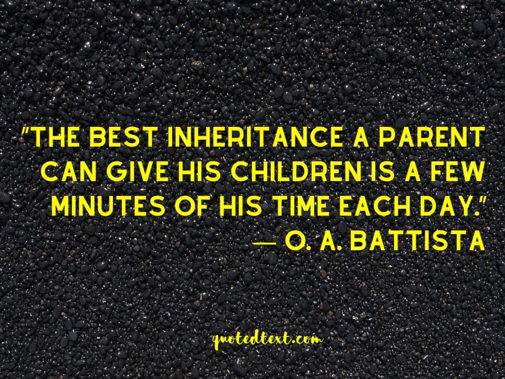 parents quotes on their importance