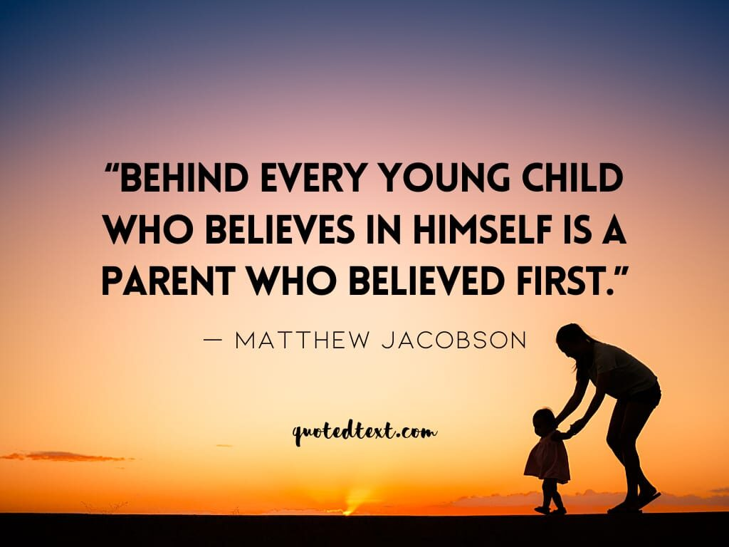 believing parents quotes