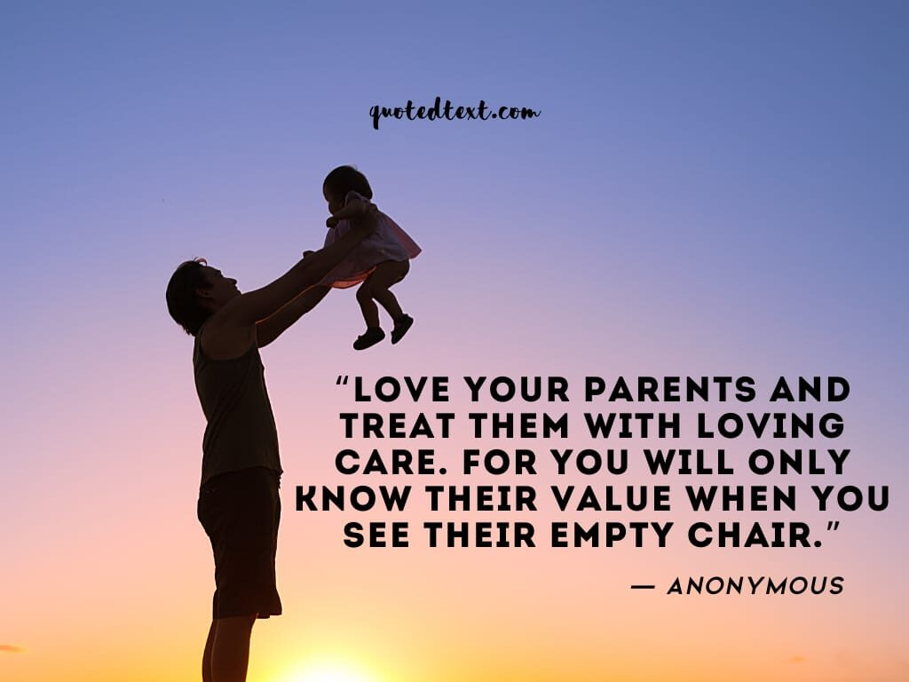 real parents quotes