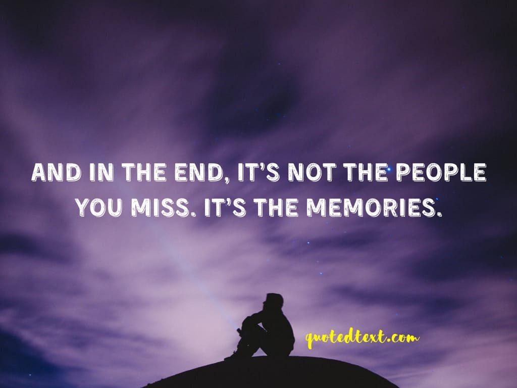 memories status