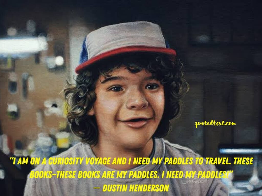 life stranger things quotes