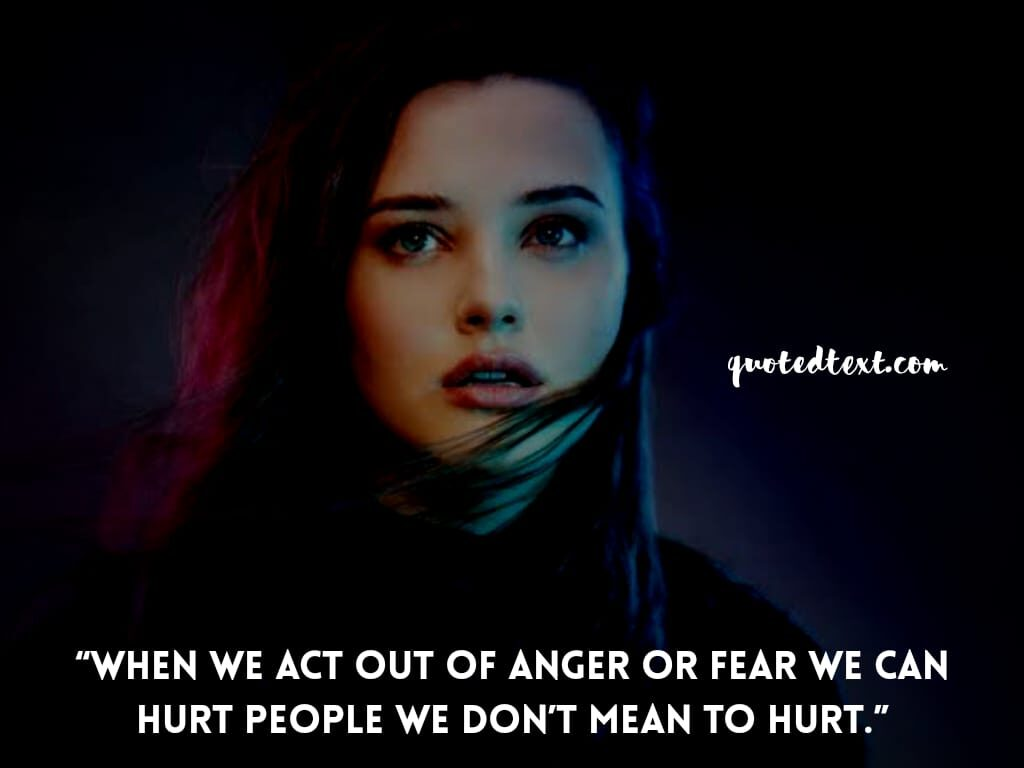 13 reasons why quotes on hurting people