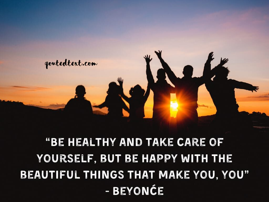 beyonce quotes on caring