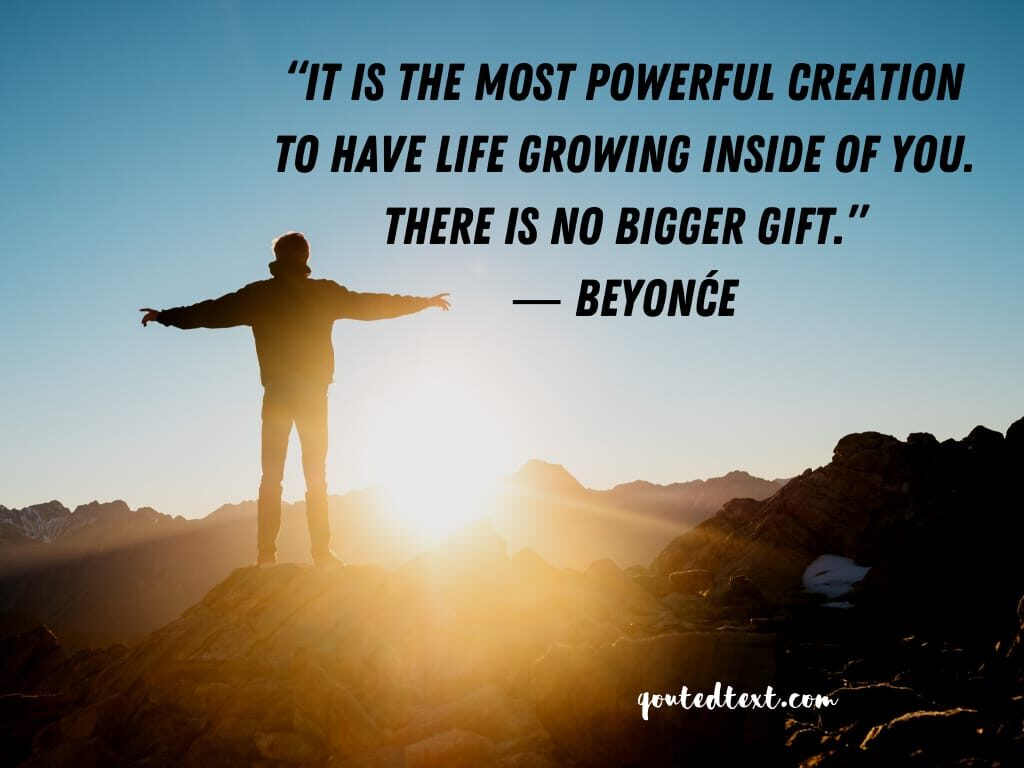 beyonce quotes on growing