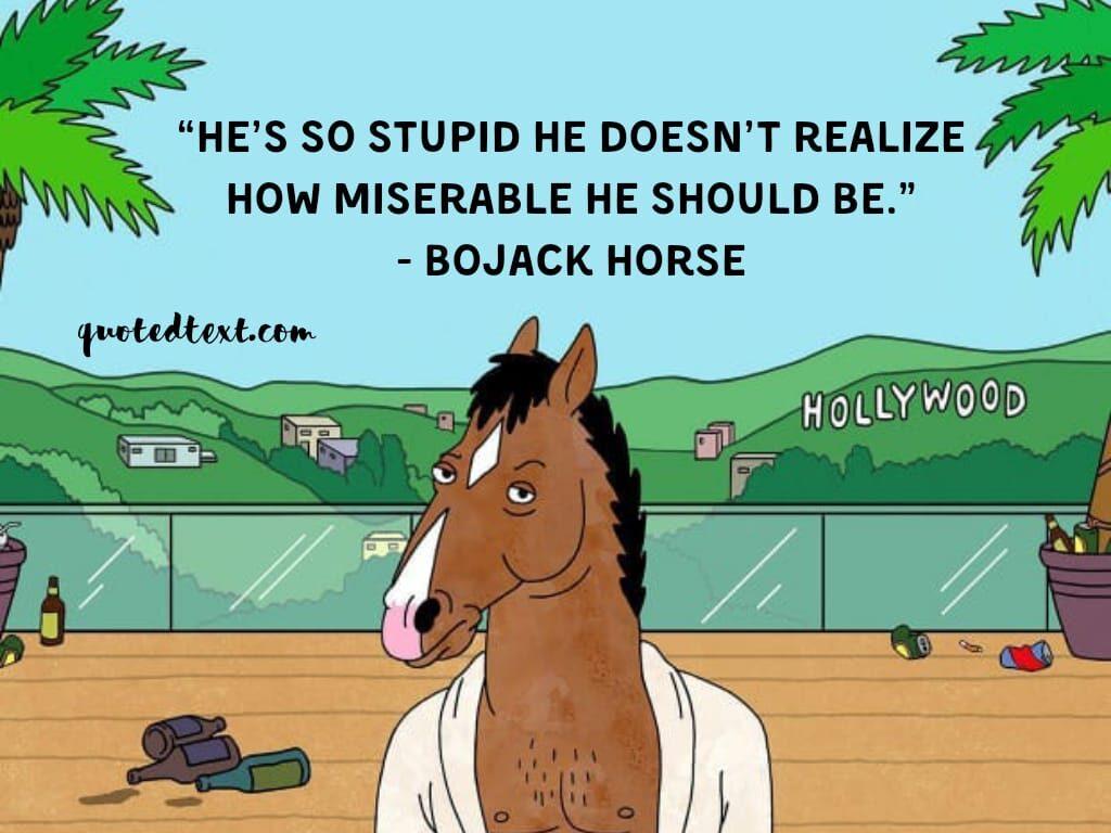 Bojack Horseman Quotes