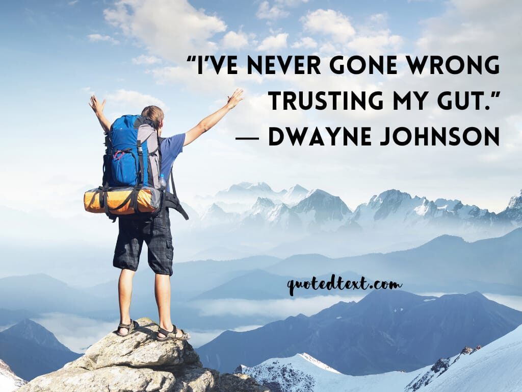 Dwayne johnson quotes on believe in yourself