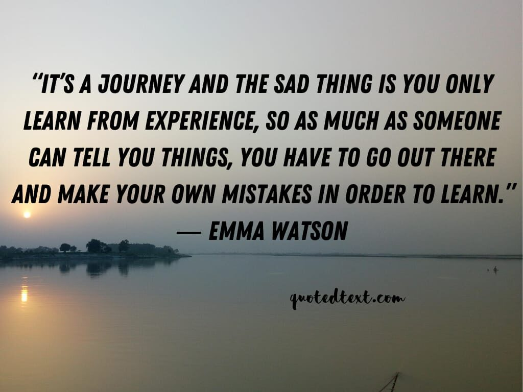 emma watson quotes on learning