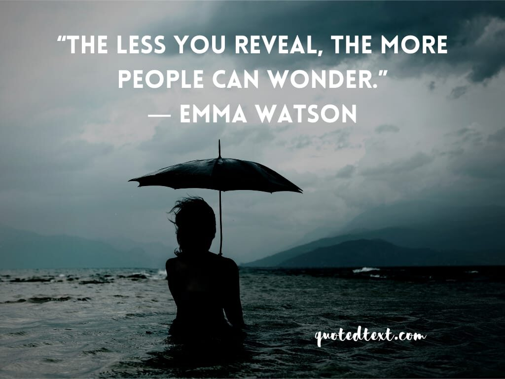 emma watson inspirational quotes