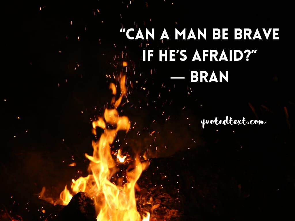game of thrones quotes on fear