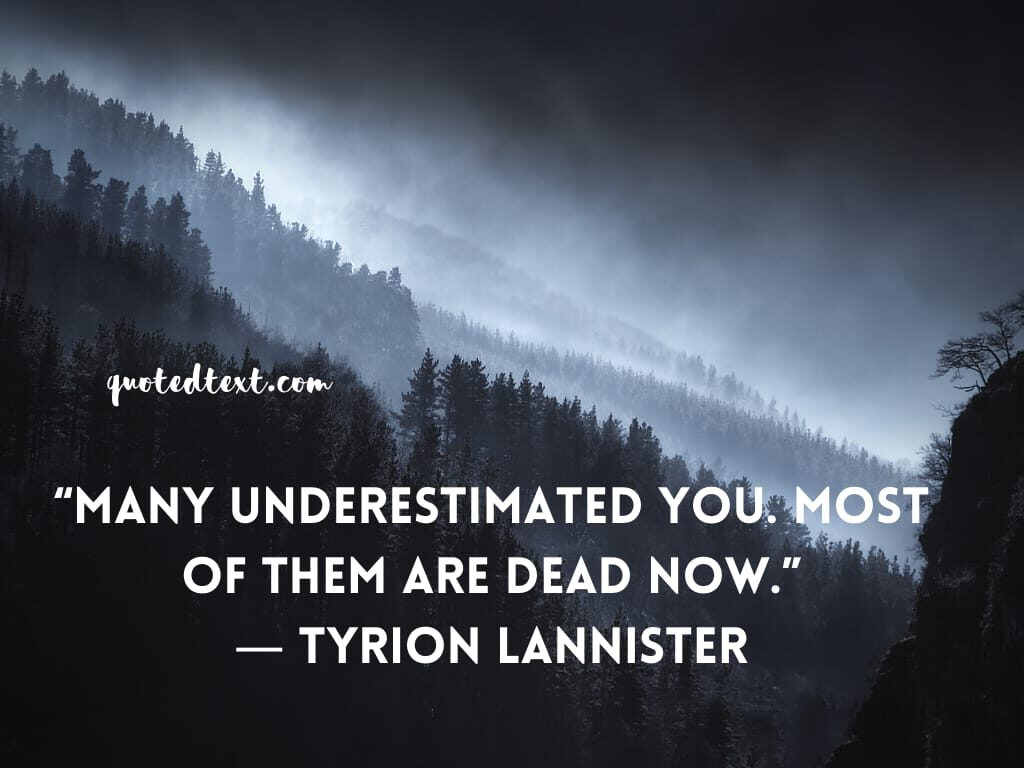 game of thrones quotes on motivation