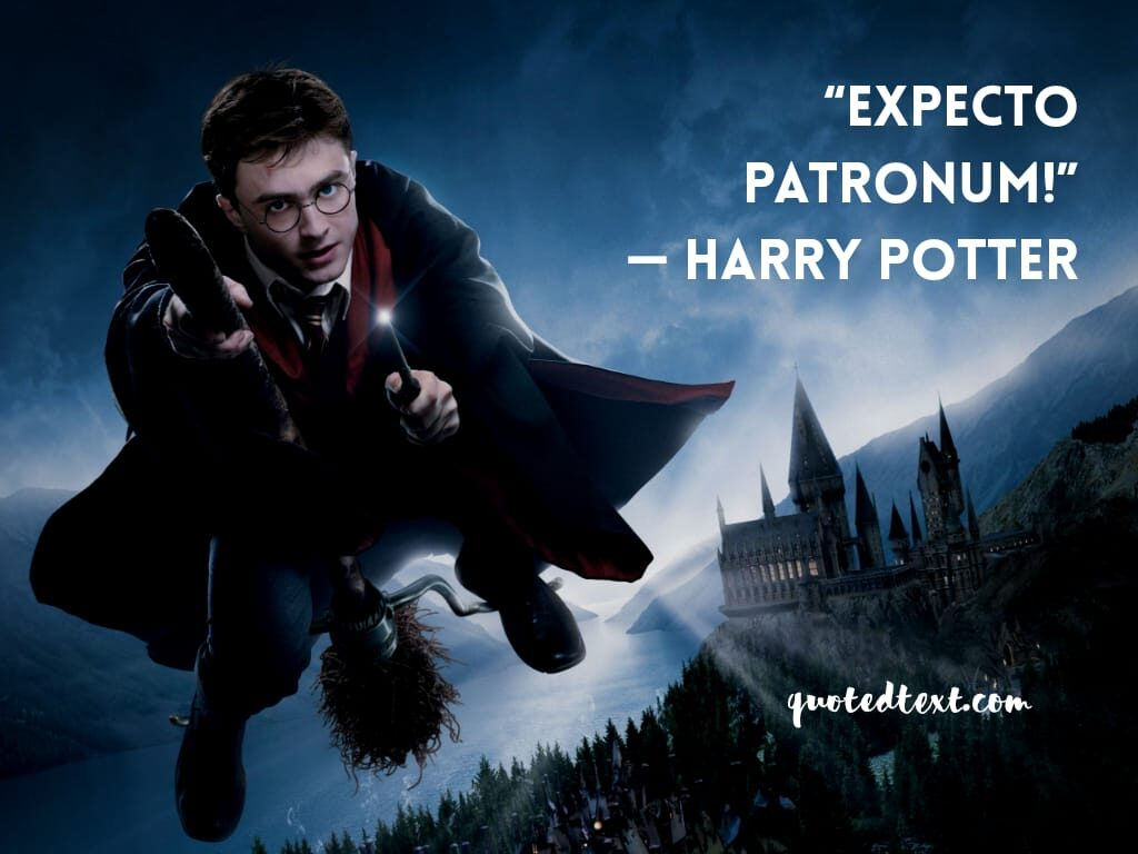 harry potter quotes on magic