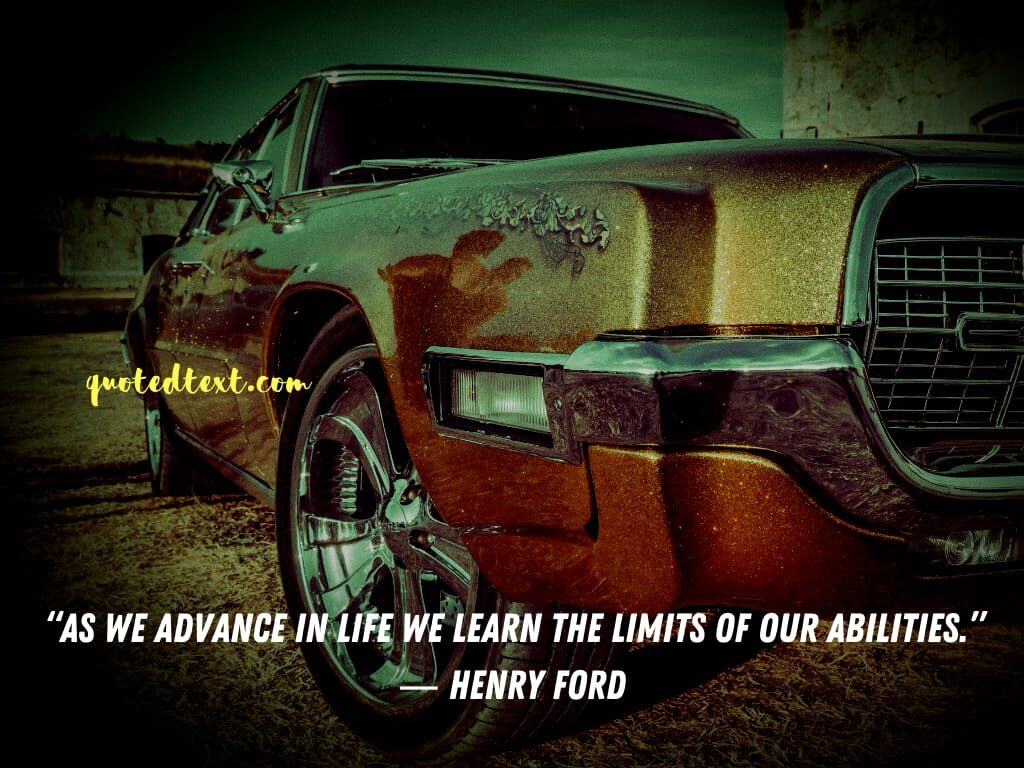 henry ford quotes on abilities
