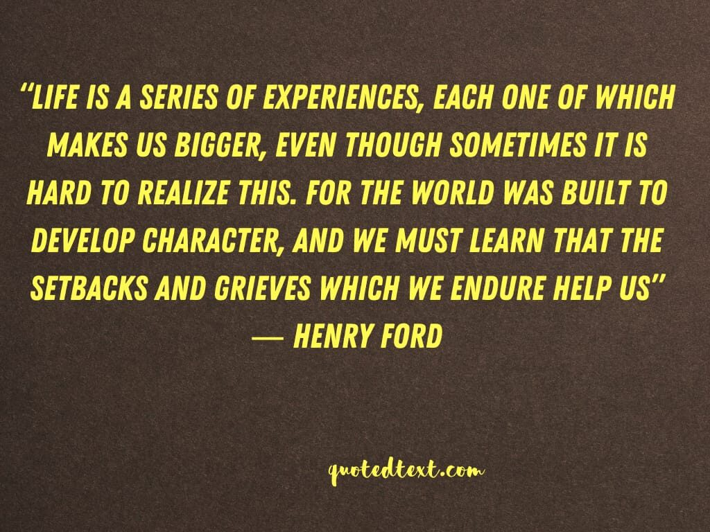 henry ford quotes on life