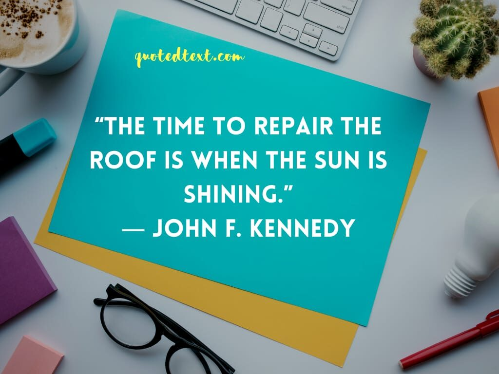 john f. kennedy quotes on inspiration