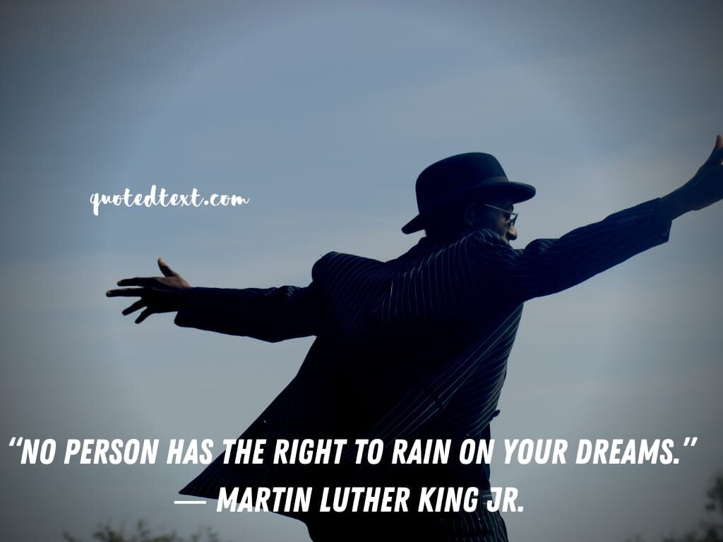 Martin Luther King quotes on dreams