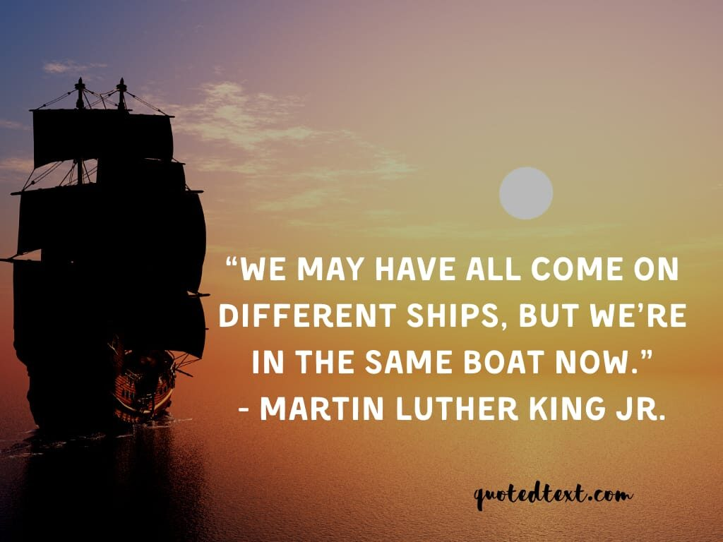 Martin Luther King inspirational quotes on life