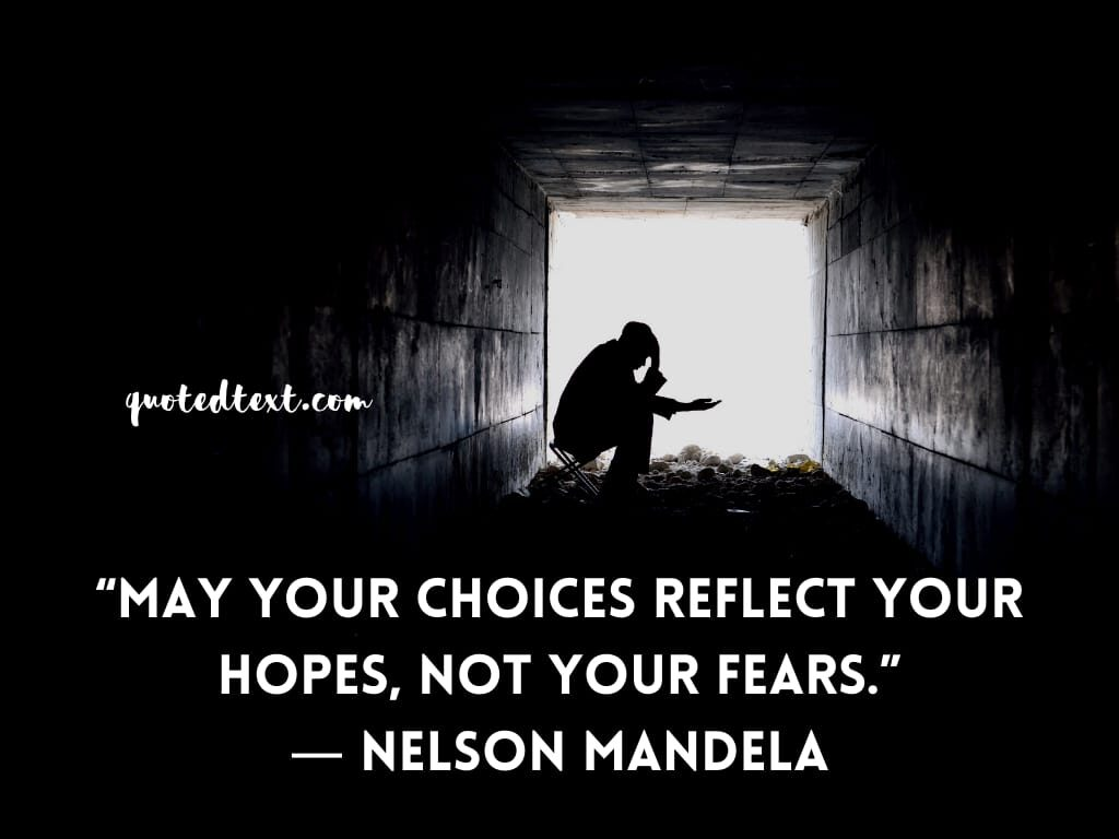 nelson mandela quotes on choices