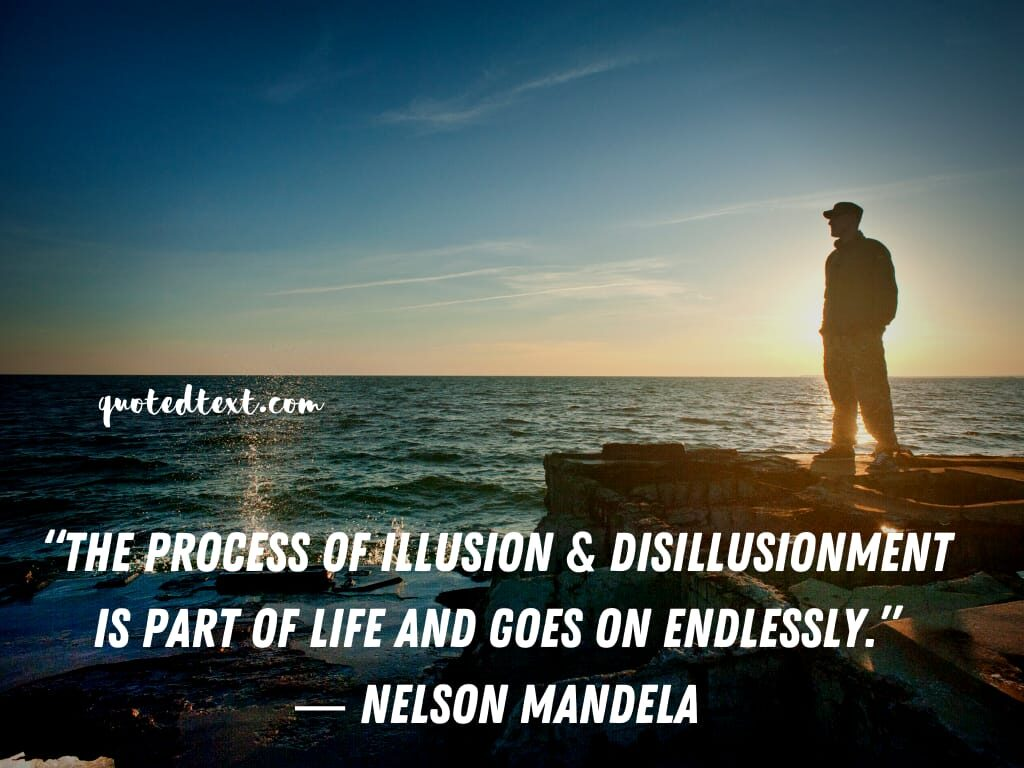 nelson mandela quotes on life