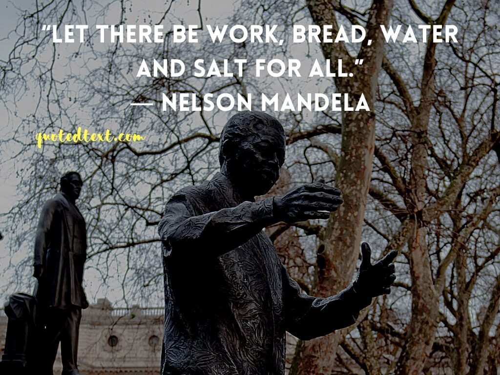 nelson mandela quotes on life needs