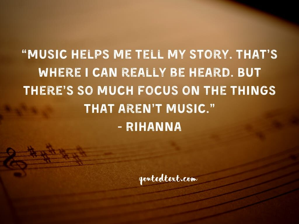 rihanna quotes on feelings