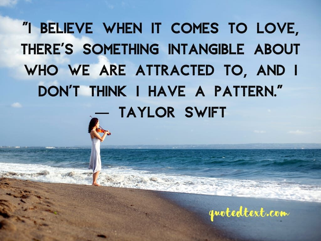taylor swift quotes on believing