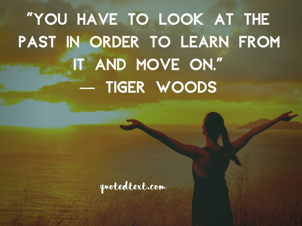 tiger woods quotes on learnings