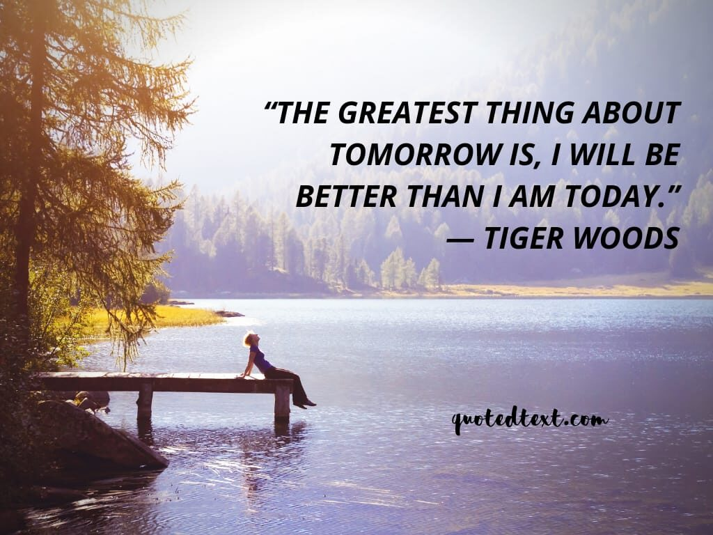 tiger woods inspirational quotes