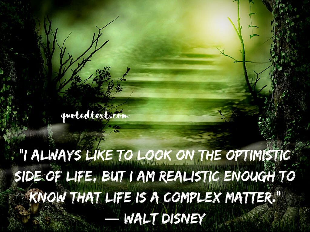 walt disney quotes on life problems