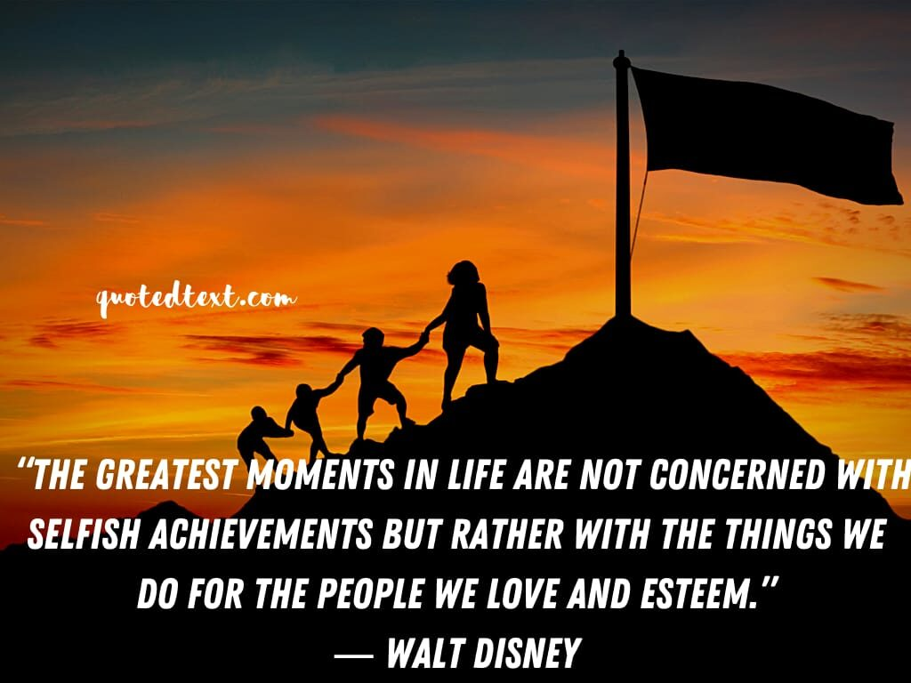walt disney quotes on life moments