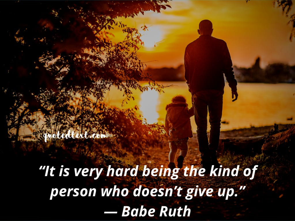 Babe Ruth quotes on being kind