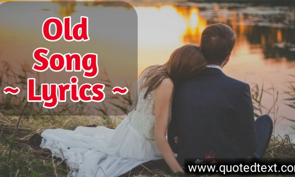 Some Beautiful Lines From Old Hindi Songs That Hit Us Really Hard A love song is a song about romantic love, falling in love, heartbreak. beautiful lines from old hindi songs