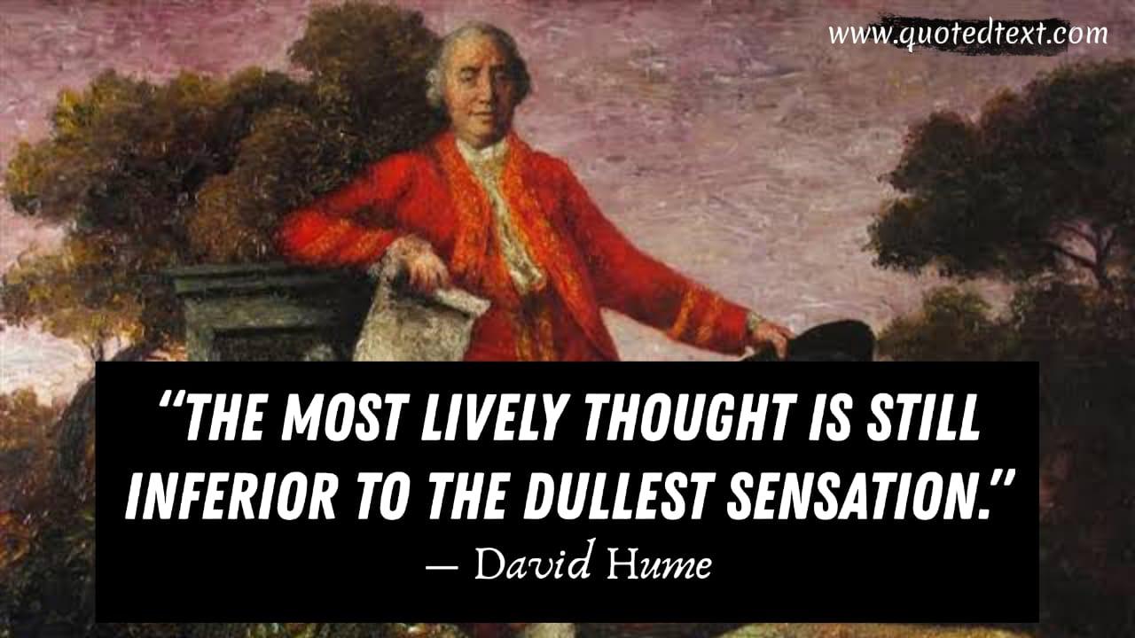 David Hume quotes