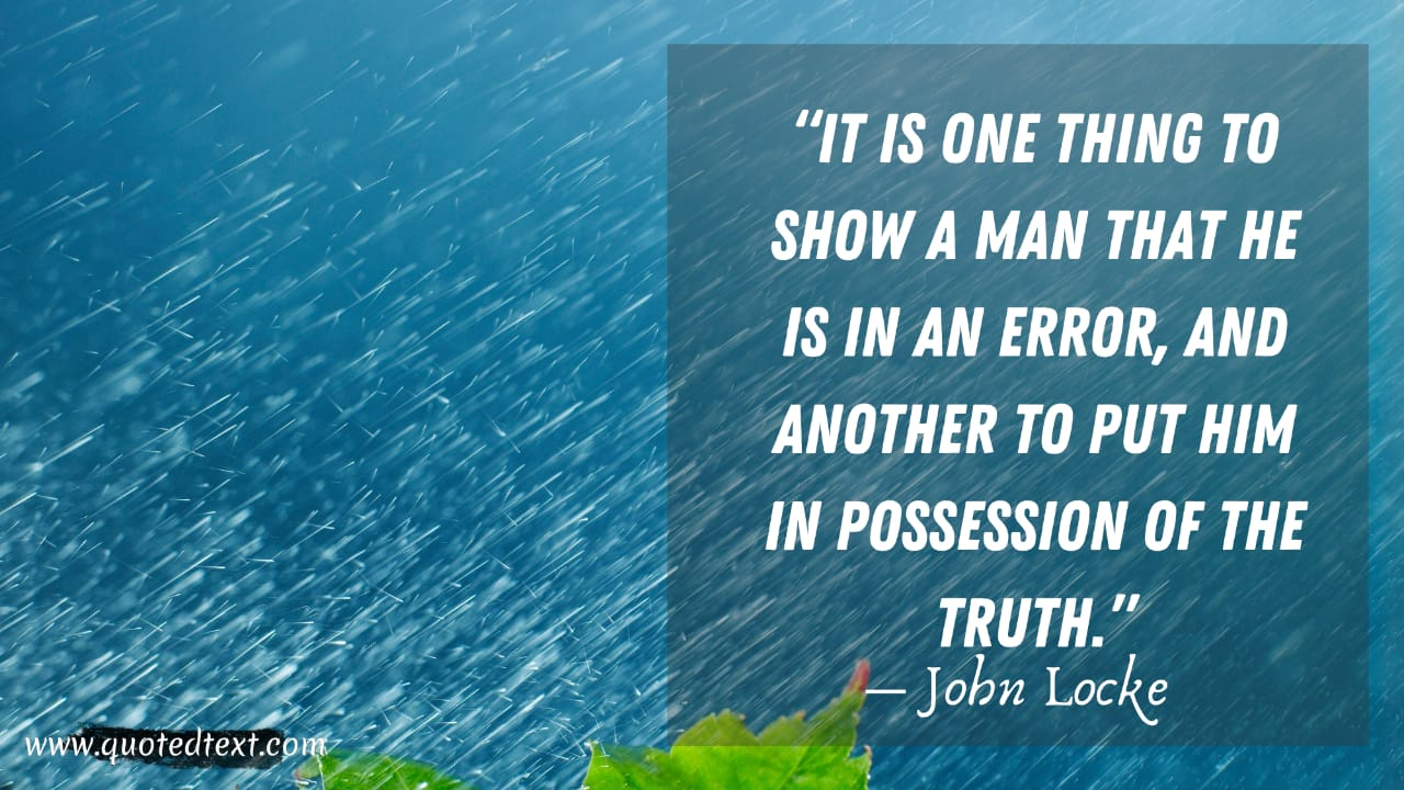 John Locke quotes on truth