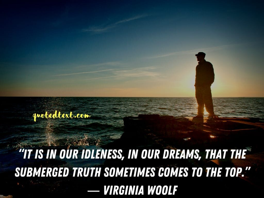 Virginia Woolf quotes on truth