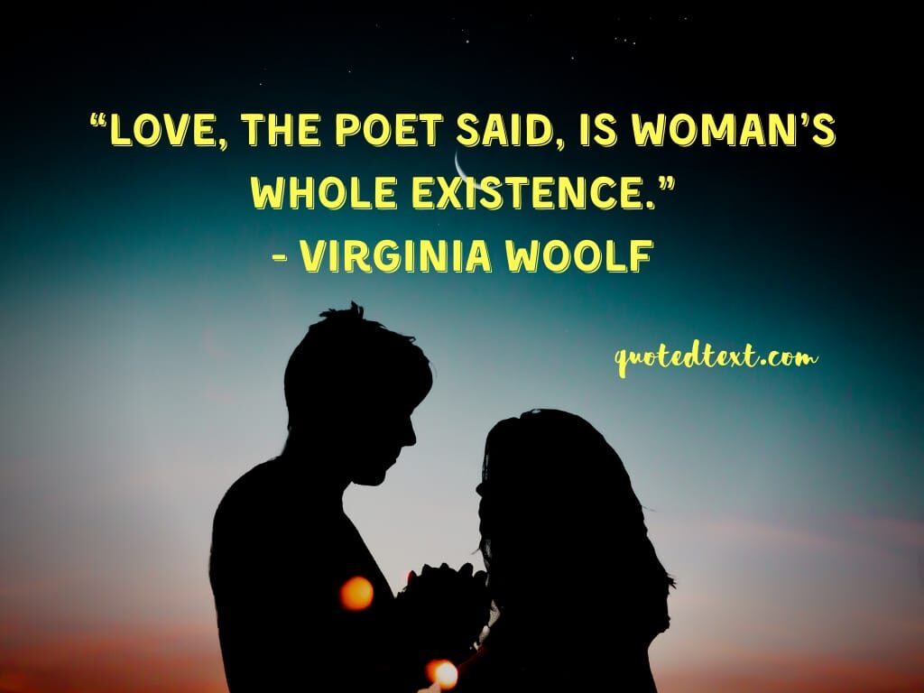 Virginia Woolf quotes on woman