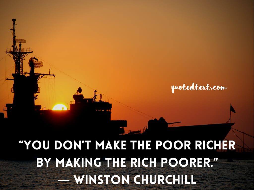 Winston Churchill quotes on reality