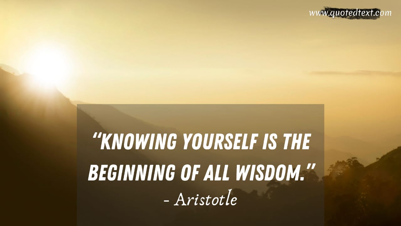 Aristotle quotes on wisdom