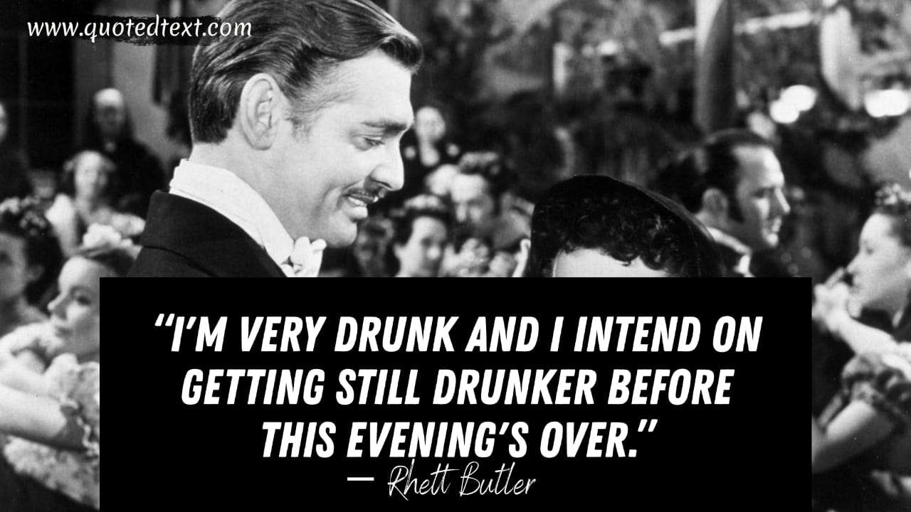 Gone with the wind quotes on living life