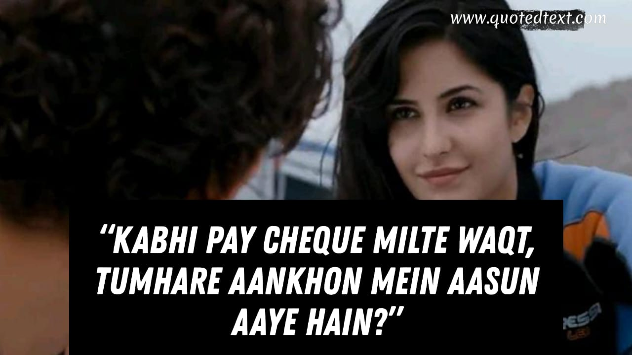 Zindagi na Milegi Dobara dialogues on life moments