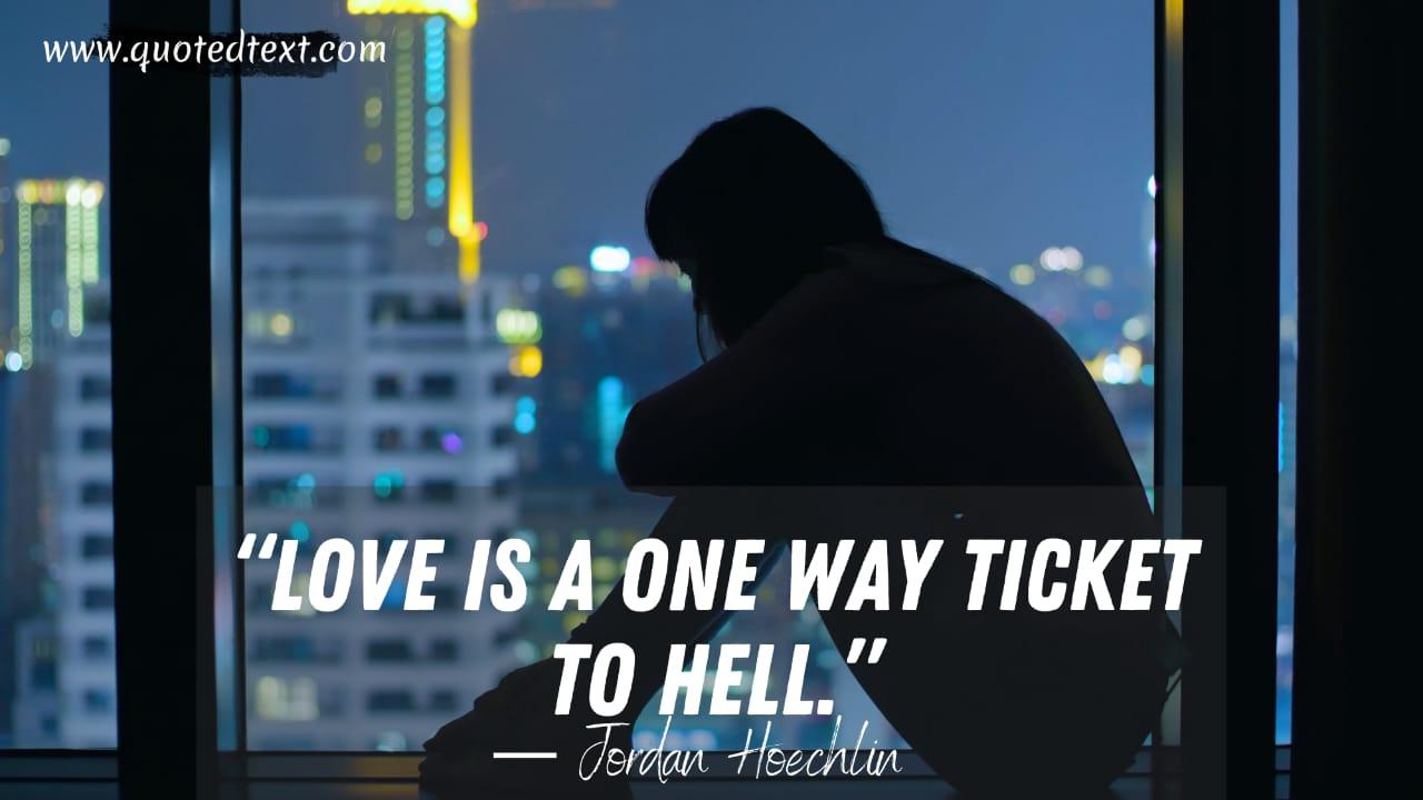 Sad Fake Love Quotes