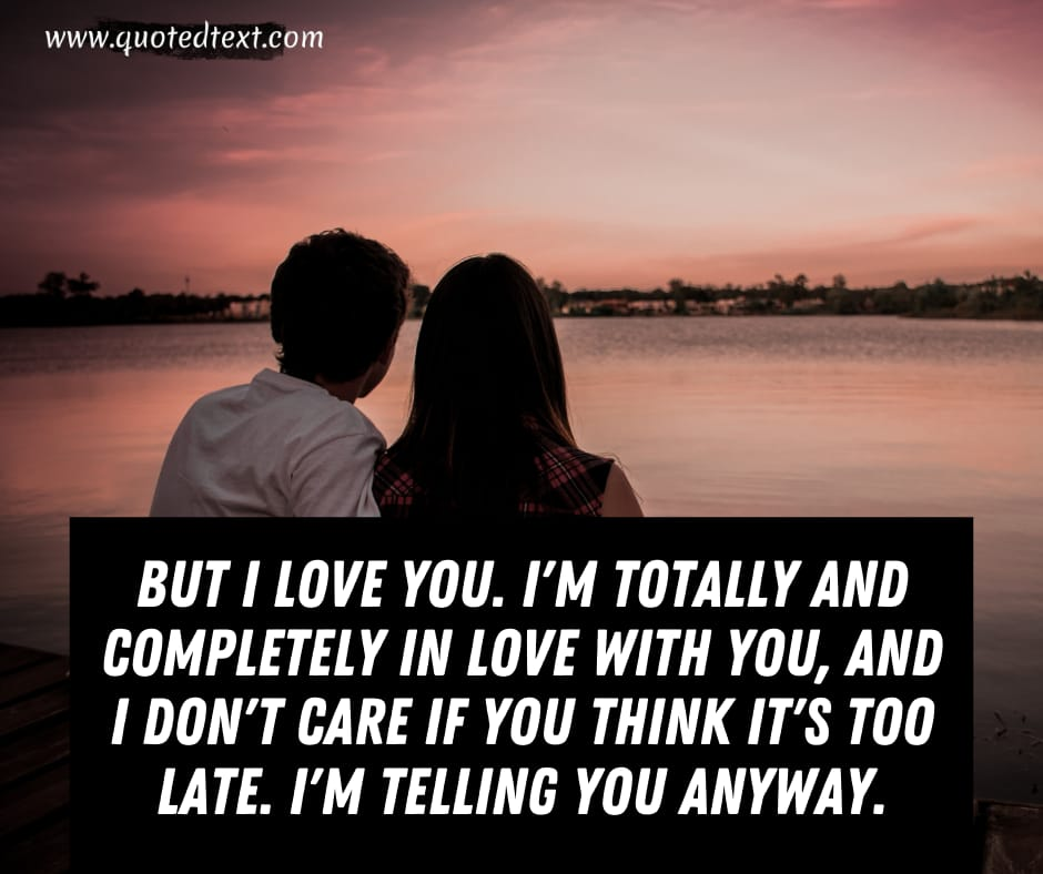 Love You Forever quotes for her
