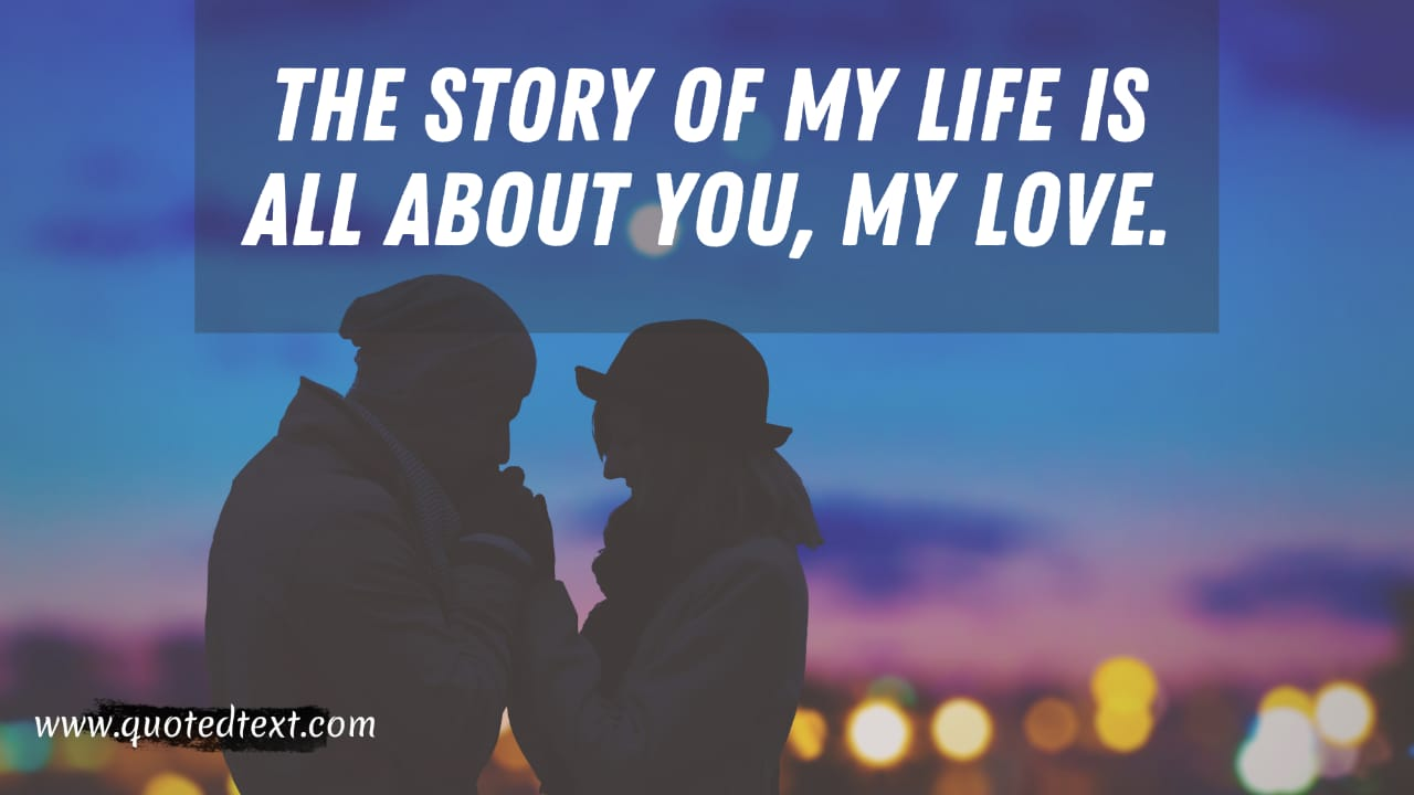 Love You Forever quotes for partner