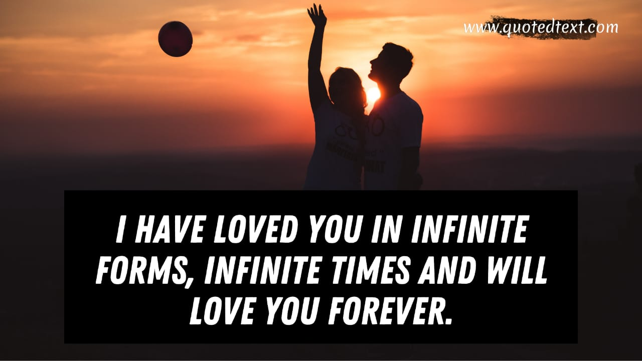 Best Love You Forever quotes