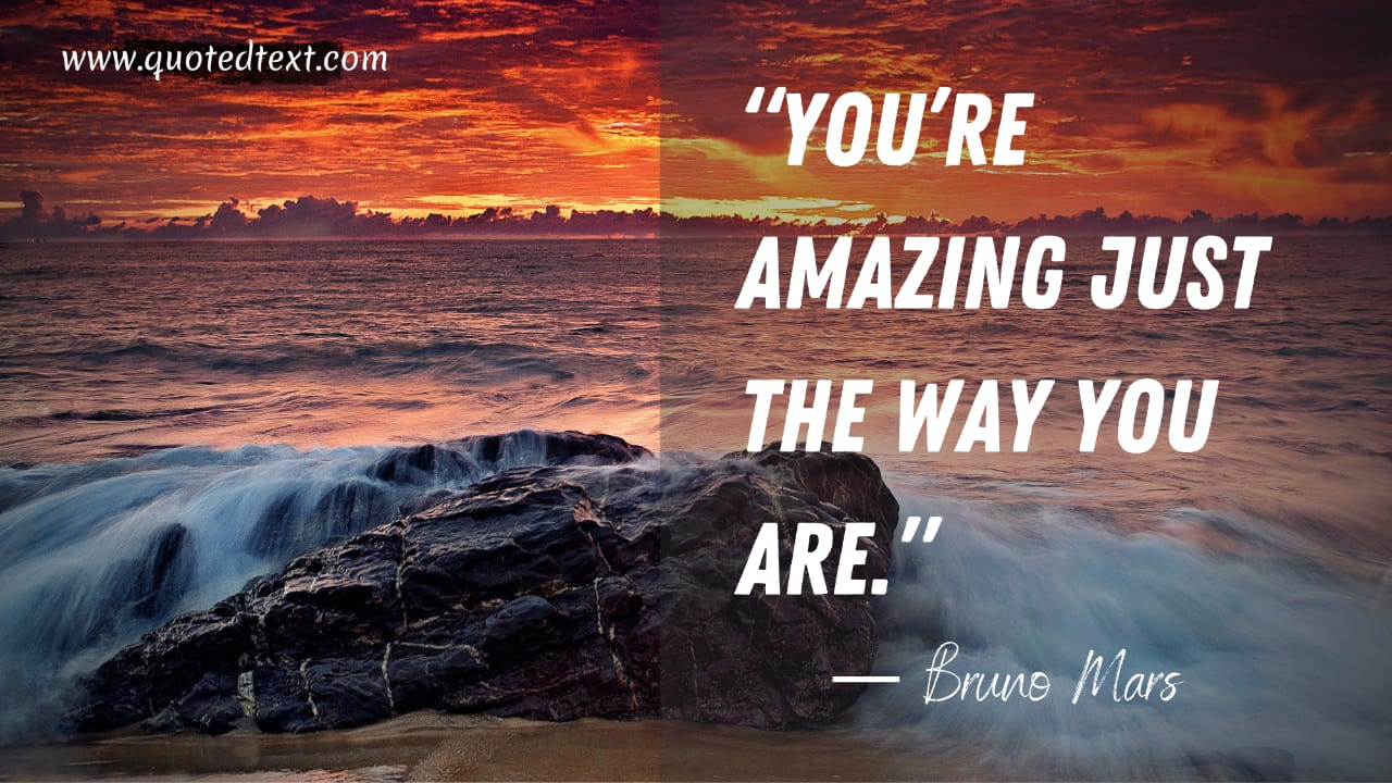 You are amazing quotes to appreciate someone