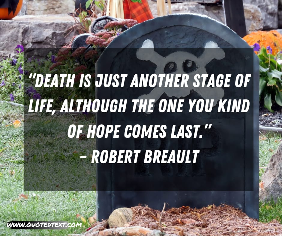 Rest in Peace quotes by Robert Breault