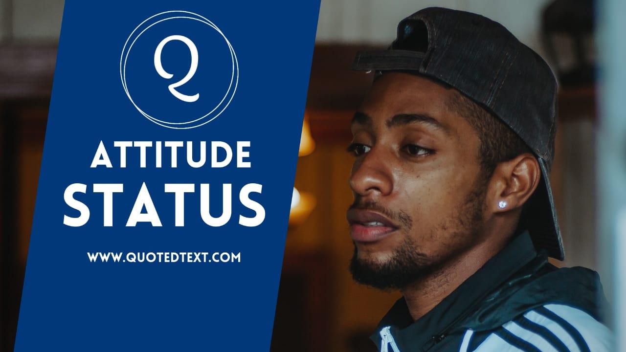 Status attitude ? Friendship