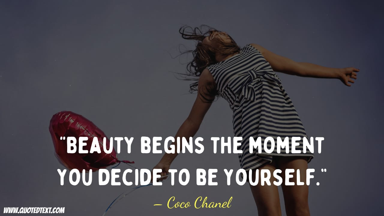 Beautiful day quotes on be yourself