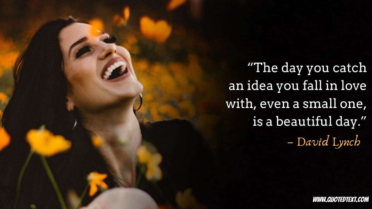 Beautiful day quotes on love