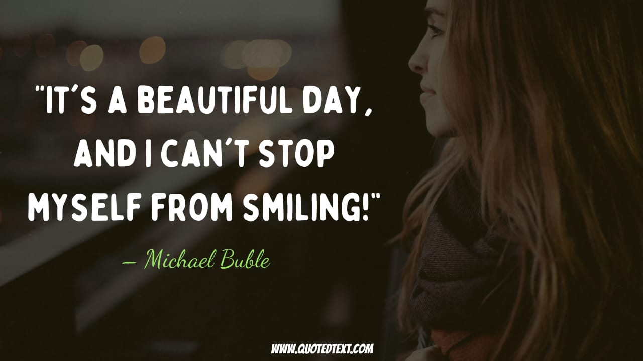 Best Beautiful day quotes